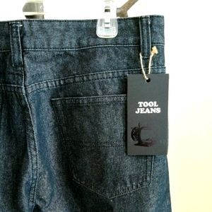 TOOL JEANS - NWOT